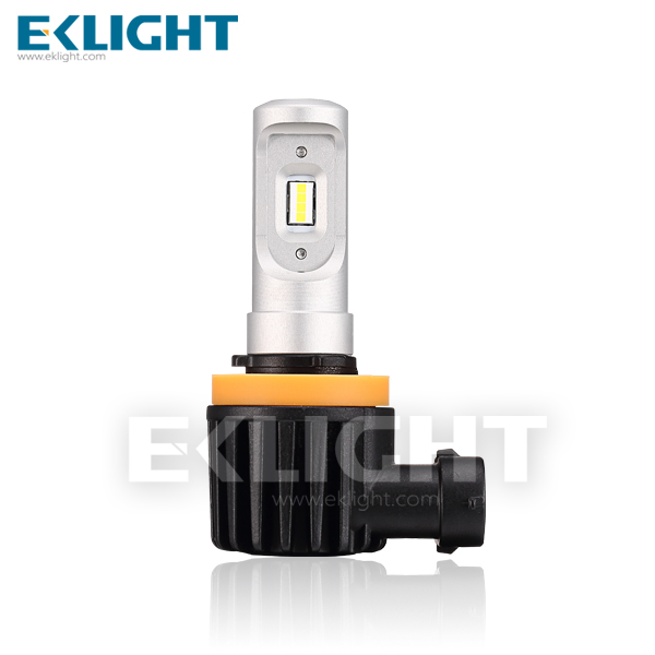 LED Headlight/Fog Light kit Plug  Play\u2013no need to cut and modify