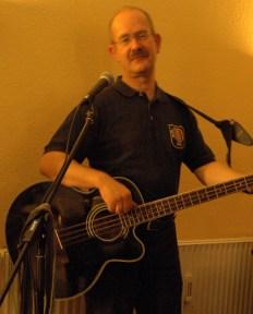 Claus Heinrich, E-Bass