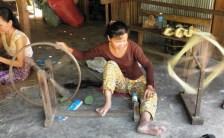 スピリチュアル体験を通して始めたカンボジア支援活動PART.14~カンボジアシルクが救う未来①