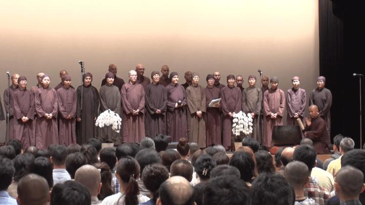2015.5.9 ティク・ナット・ハン師の意志を継ぐ僧侶団による瞑想会より<br>〜オープニング動画をお届けします〜