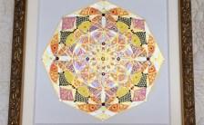 ※限定【神聖幾何学アート】菊理姫(ククリヒメ)  〜10/26〜10/29TRINITYにて神聖幾何学個展も無料開催!!
