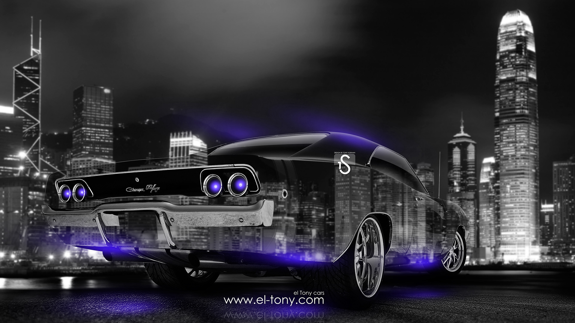 Muscle Car 3d Live Wallpaper Dodge Charger Rt Muscle Crystal City Car 2014 El Tony