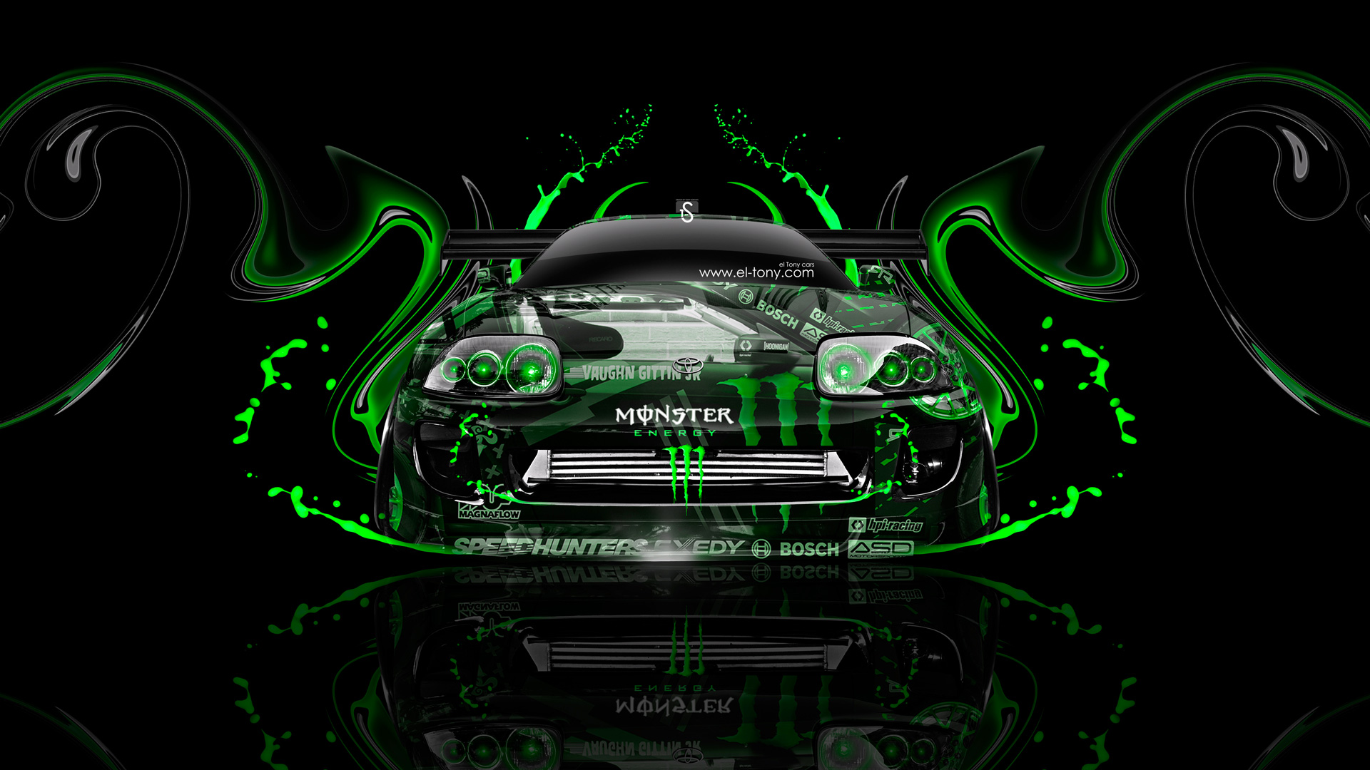 3d Mustang Wallpaper Fcs El Tony Part 7