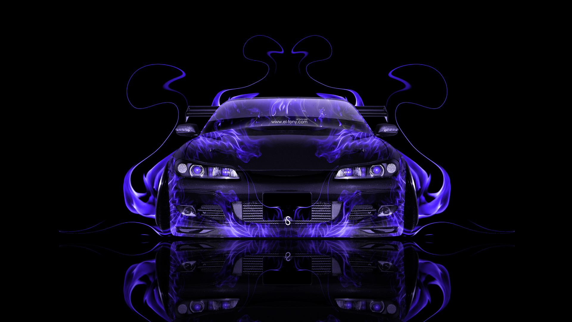 Gallardo Car Hd Wallpapers Nissan Silvia S15 Jdm Front Fire Abstract Car 2014 El Tony