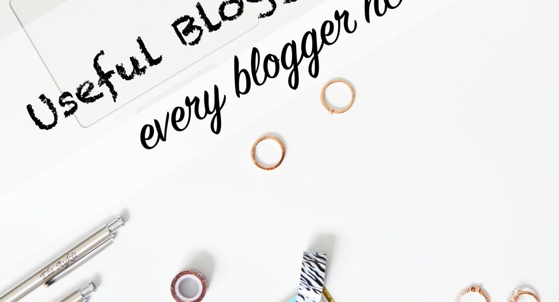 5 Useful Blogging Tools Every Blogger which will help them improve the page speed and be more organised.