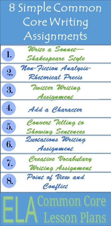 Teaching Sonnets Lesson Plan ELA Common Core Lesson Plans - sample common core lesson plan