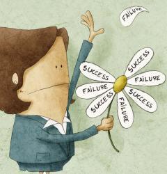 Cum transformi un eșec într-o reușită?