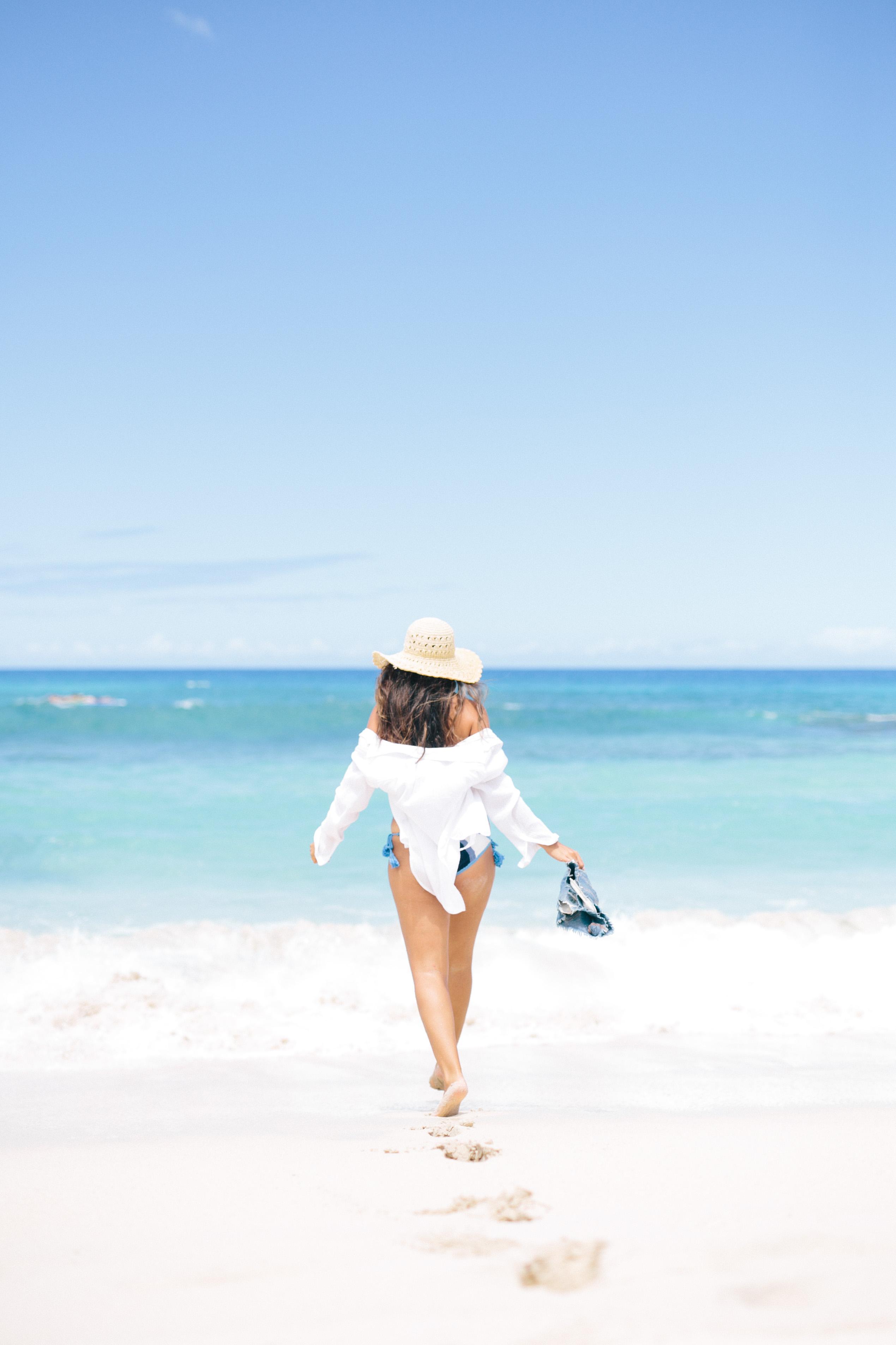 #AerieREAL Campaign | Aerie Bikini | ElanaLoo | Style Blogger | Travel Blogger | Hawaii Blogger | Tropical Vibes | Vacation Inspiration | Crochet Bikini | Crochet Swimwear | @elanaloo + elanaloo.com