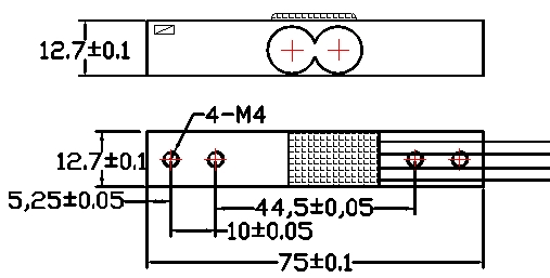 load cell cable wiring diagram