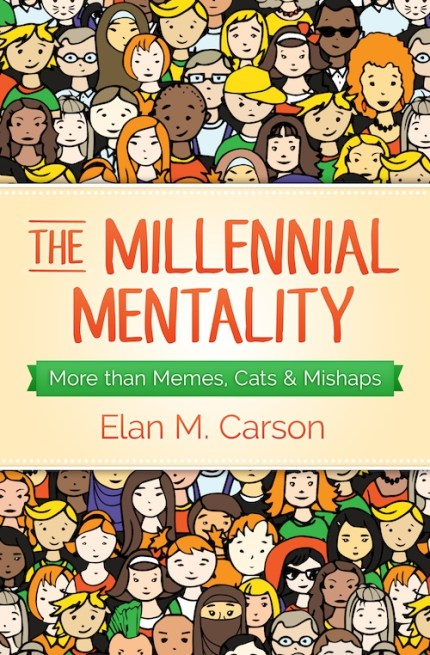 The Millennial Mentality front book cover.