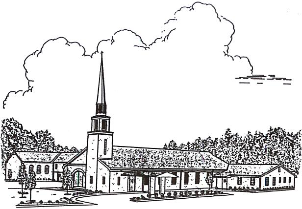 Church-sketch