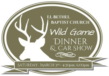 2018 Wild Game Dinner and Classic Car Show