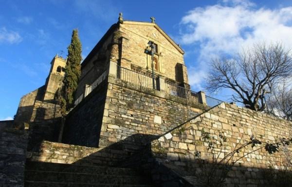 Iglesia de San Francisco de Villafranca del Bierzo (C.Sánchez/Ical)