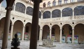 Palacio de los Guzmanes, sede de la Diputación de León