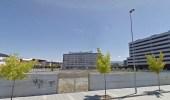 Parcela en la que está previsto construir la residencia de mayores en La Rosaleda.