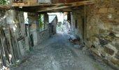 Aspecto de la calle que se pavimentará según lo acordado por Patrimonio