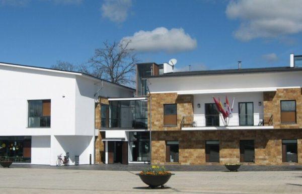Imagen de la fachadada del Ayuntamiento