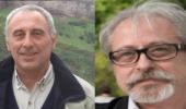 Los candidatos  al Consejo Ciudadano de Castilla y León, Salgado (izda) y Suñén (dcha)