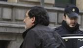 El exvicepresidente de Caja Madrid, el villafranquino Moral Santín entra en la Audiencia Nacional