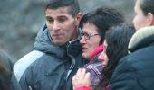 Amigos y familiares del fallecido aguardaron a la salida de la mina (C.Sánchez / Ical)