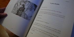 """Ejemplar del libro """"Diz qu'una vez..."""", de Teodora Barrio (C. Sánchez/Ical)"""