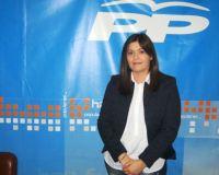 Beatriz Coelho Luna, en la foto de presentación de su candidatura el 13 de abril
