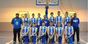 El equipo del Proconsi Ciudad de Ponferrada que disputa la Final a Cuatro autonómica (CDP)