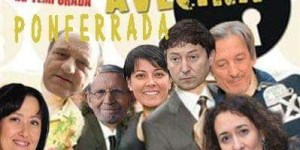 Los 'memes' de los candidatos ponferradinos  recorren las redes sociales