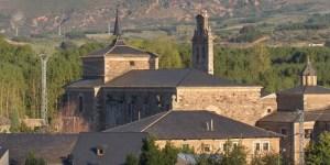 Imagen del Monasterio de San Miguel de las Dueñas