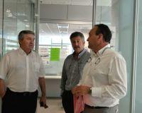 Los candidatos del PP a la Diputación por el partido judicial de Ponferrada, en la Junta Electoral