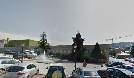 Imagen de la plaza de la Cortina donde tienen lugar la mayoría de los conciertos