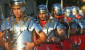 Las legiones hacen su entrada en la villa de Cúa (César Sánchez)