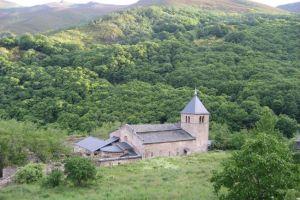 Imagen del Monasterio de San Pedro de Montes (FCPB)