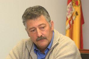 Ángel Calvo, alcalde de Páramo del Sil