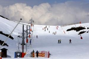 Estación de esquí Valle de Laciana-Leitariegos. (Ical)