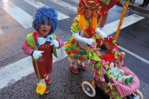 niños carnaval