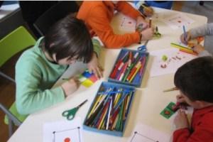Nuevo taller infantil en La Fábrica de la Luz