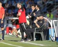 Tomás Nistal ejerció de entrenador en solitario por la sanción de Rubén Vega (LFP)