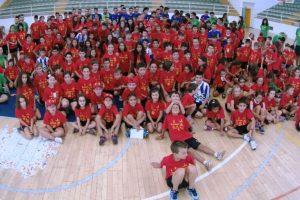 Participantes de la anterior edición de Sí al Deporte.