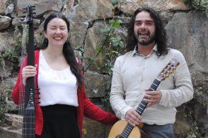 Dúo de Guitarra y Tiorba1