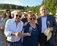 Juan Vicente Herrera participó en el 25 aniversario del Xamprada