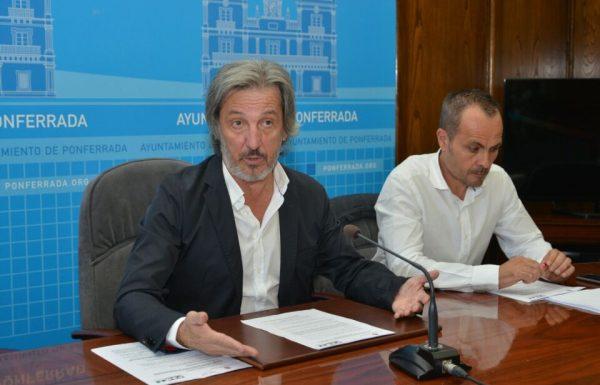 Pedro Muñoz durante la rueda de prensa. / QUINITO