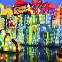 """""""Fesiluz"""", el maravilloso festival de luces chinas que iluminará el Parque de la Familia en Quinta Normal"""