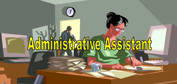 Administrative Assistant - ESL Work Lesson - administrative assistant