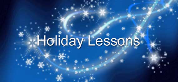ESL Holiday Lessons
