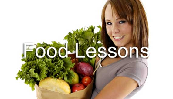 ESL Food Lessons - Free - Learn English - esl powerpoint lesson