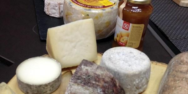 Armonias, vinos y quesos