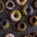 Donuts saludables sin gluten