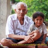 ประกันสังคมผู้สูงอายุ