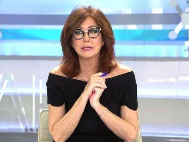 39el Programa De Ar39 Ana Rosa Quintana Revela En Directo En